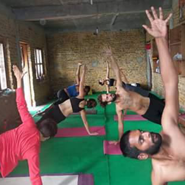 Yoga Teacher Training Course 200 hours